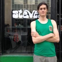 Steve at Steve's Music